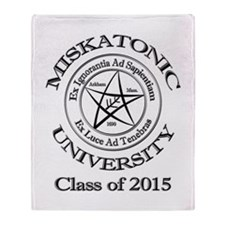 Class of 2015 Throw Blanket