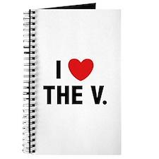 I Love The V. Journal