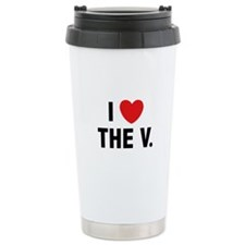 I Love The V. Travel Mug