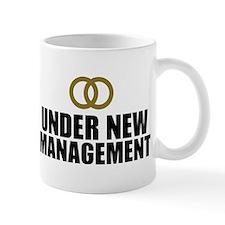 Under New Management Wedding Mug