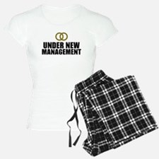 Under New Management Wedding Pajamas