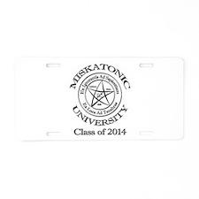 Class of 2014 Aluminum License Plate