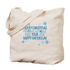 Merry Chirstmass Tote Bag