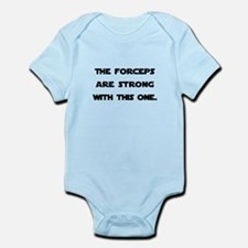 Forceps are Strong Infant Bodysuit