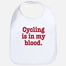 Cute Cycling Bib