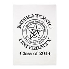 Class of 2013 5'x7'Area Rug