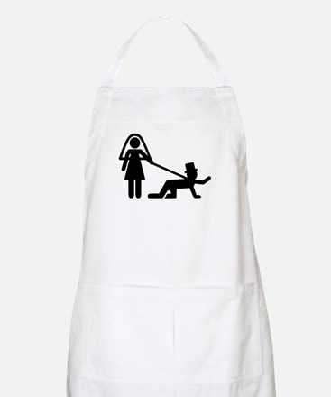 Bachelor party Wedding slave Apron