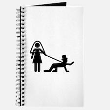 Bachelor party Wedding slave Journal