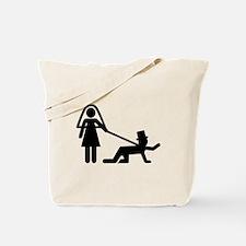 Bachelor party Wedding slave Tote Bag