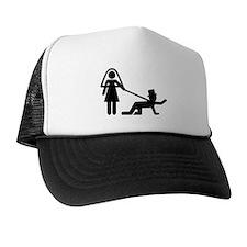 Bachelor party Wedding slave Trucker Hat