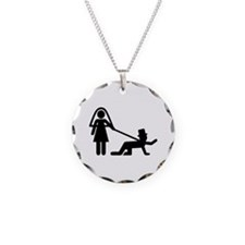 Bachelor party Wedding slave Necklace