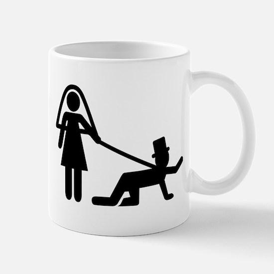 Bachelor party Wedding slave Mug