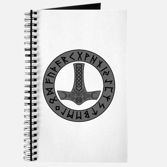 Mjölnir Rune Shield Journal