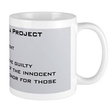 Project Phases Mugs
