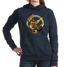 Hunger Games Mocking Jay Hooded Sweatshirt