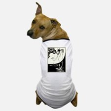 """The Climax' by Aubrey Beardsley Dog T-Shirt"