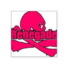 Pink Renegade Sticker