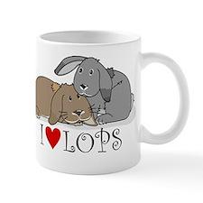 """I """"heart"""" lops Mugs"""
