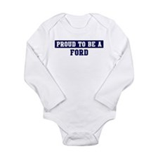 Proud to be Ford Body Suit
