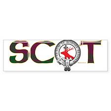 Crawford Clan Bumper Bumper Sticker