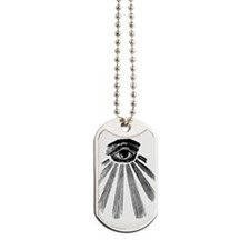 All Seeing Eye Dog Tags
