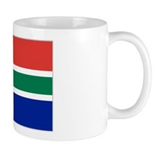 South Africa Flag Small Mug