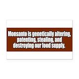 "Monsanto 3"" x 5"""