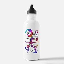 Meet me at the Mat che Water Bottle