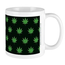 Pot Weed High Hippie Cronic Mugs