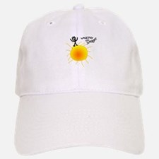 Walking on Sunshine Baseball Baseball Baseball Cap