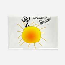 Walking on Sunshine Magnets