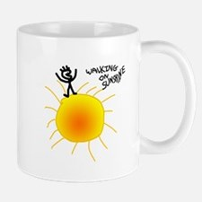 Walking on Sunshine Mugs