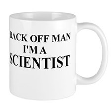 I'm a Scientist Mugs