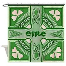 Symbols Of Ireland Shower Curtain