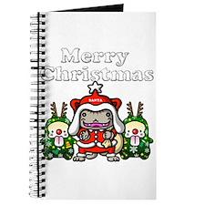 Merry-Chri Santa-nyan Journal