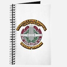 Army - 95th Evac Hospital Journal