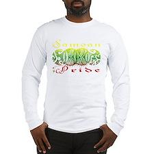 Samoan Pride Long Sleeve T-Shirt