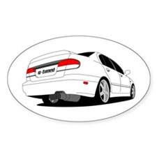 P11 Rear Oval Decal