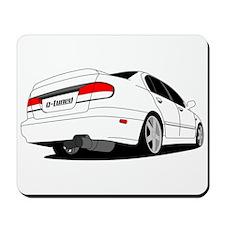 P11 Rear Mousepad