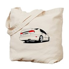 P11 Rear Tote Bag