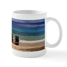 Casually, seize the day. Mug