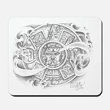 Aztec Calendar Mousepad