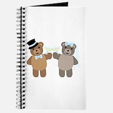 Wedding Bears Journal