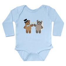 Wedding Bears Body Suit