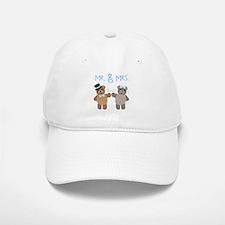 Mr. And Mrs. Baseball Cap