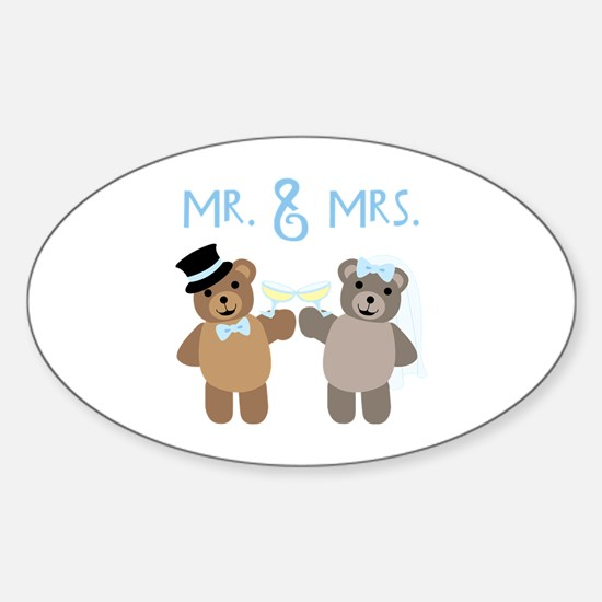 Mr. And Mrs. Decal