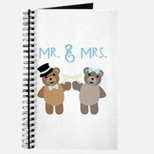 Mr. And Mrs. Journal