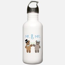 Mr. And Mrs. Water Bottle