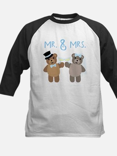 Mr. And Mrs. Baseball Jersey