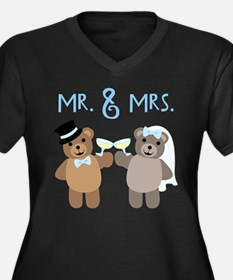 Mr. And Mrs. Plus Size T-Shirt